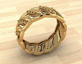Engagement Ring 17 3D print model