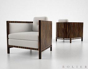 Boiler Domicle armchair 3D