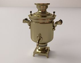antique Samovar 3D model