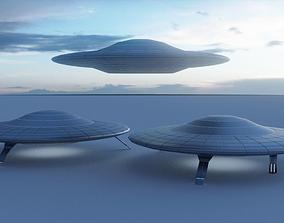 Saucer Concept 6 3D model