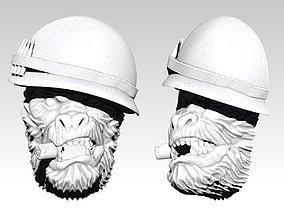 Soldier pendant 3D printable model
