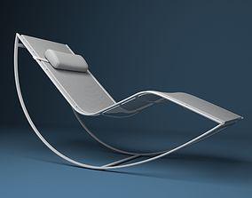 Kot Sunbed by Talenti 3D model