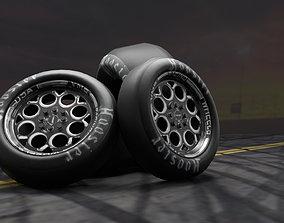 3D model Wheel Weld Racing Magnum