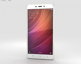 redmi 3D Xiaomi Redmi Note 4 Gold