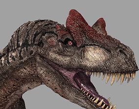 Allosaurus 3D asset