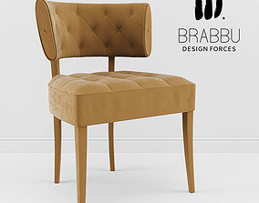 Brabbu - Zulu DIning Chair 3D model