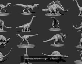 brachio 3D Dinosaurs for Printing 01