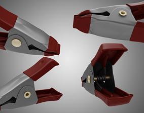 3D asset Utility Clip