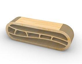 BENCH 3D printable model