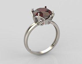 Ring butterflies 3D print model