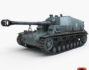 Tank K18 Auf Panzer Corona 3D