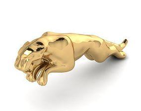 3D print model Pendant cat