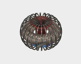 3D model Miniature Fusion Reactor