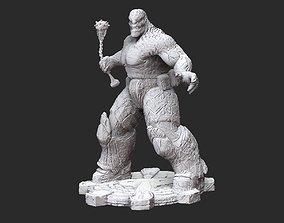 Locust Hunter Grenadier Gears of War 3D Model STL File 3D