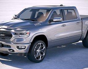 Dodge Ram 1500 2019 3D model