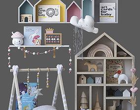 3D Childrens room decor