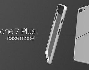 3D printable model iPhone 7 Plus Case