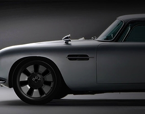 007 Wheel 3D model