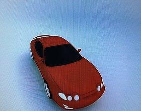 3D print model hyundai coupe 2000-2001
