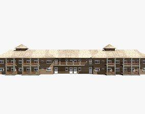 3D asset Hawaiian House