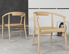 Chair Jens SJ61L 3D