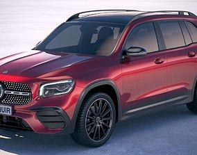 Mercedes-Benz GLB AMG 2020 3D