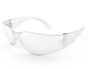 3D vision Safety glasses for worker