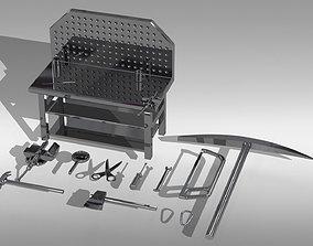 3D asset Tools set