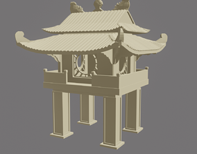 3D printable model Khue Van pavilion-Temple of 2