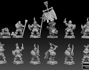 Conquistador Company 3D print model