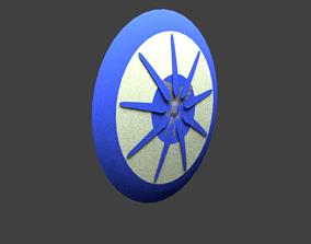 GREEK SHIELD 1 3D model