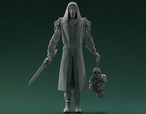 Warrior 3D printable model