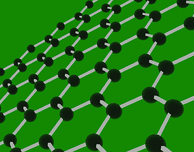 3D structure of graphene