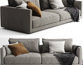 3D Poliform Bristol Sofa
