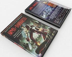 DVD Case 3D