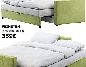 3D Ikea Friheten sofa-bed