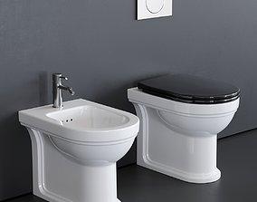 Ceramica Catalano Canova Royal WC 3D model