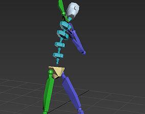 diving 5in1 3D model