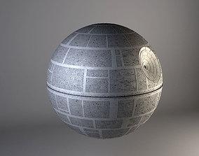 base 3D model Star Wars Death Star