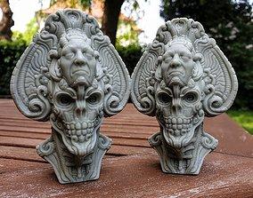 3D printable model Avatar of a dead emperor retro
