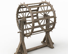 Breaking Wheel 3D