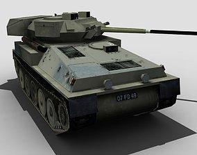 Scimitar FV107 3D model