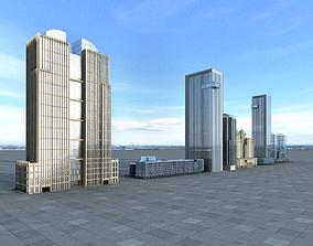 3D asset game-ready build