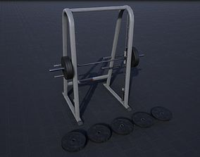 Smith Machine 3D asset