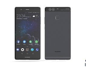 Huawei P9 - Element 3D