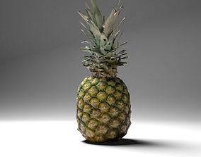 3D model pineapple Pineapple