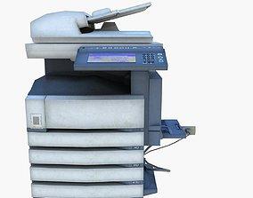 3D Photo Copying Machine