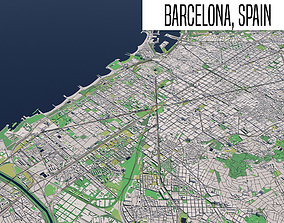 Barcelona 3D