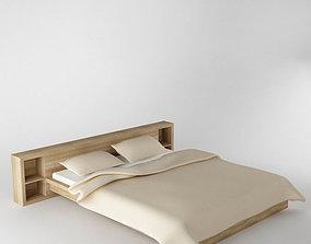 Bed 05 3D model