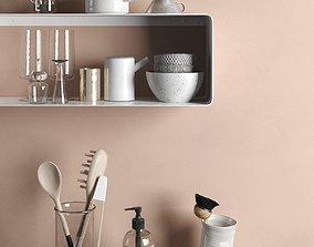 Kitchenware Set 3D